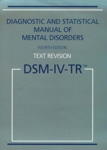Abuse Diagnosis in DSM Soon to be Gone